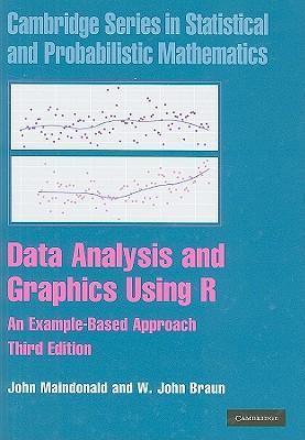 Data Analysis and Graphics Using R By Maindonald, John H./ Braun, W. John