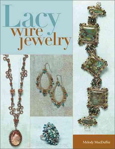 Lacy Wire Jewelry By Macduffee, Melody